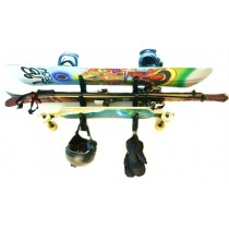 Skateboard Snowboard Wall Rack