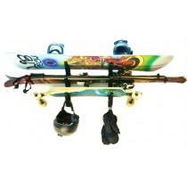 Skateboard Snowboard Wall Rack