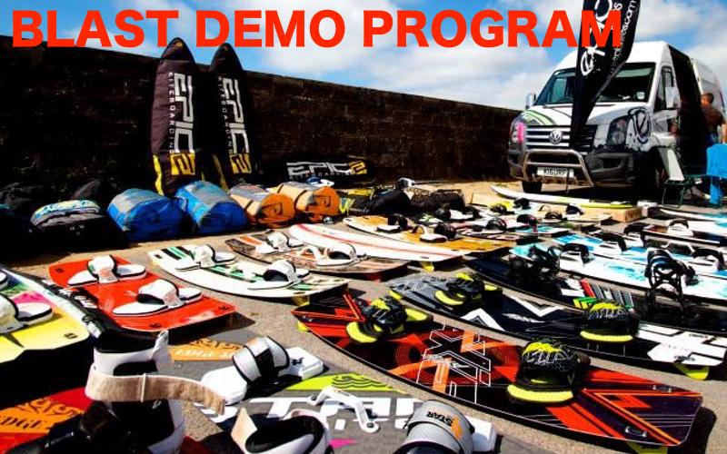 Blast Demo Programme