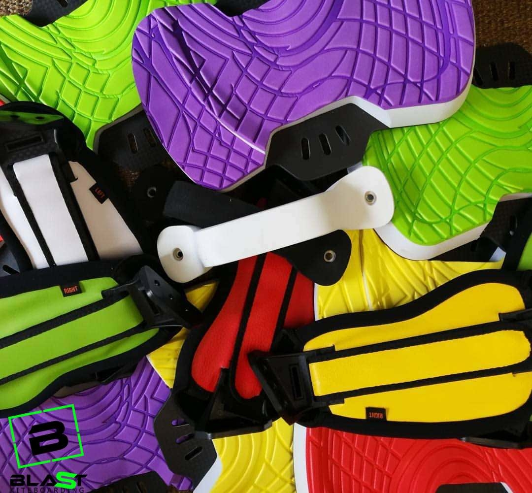 Foot Pads / Straps