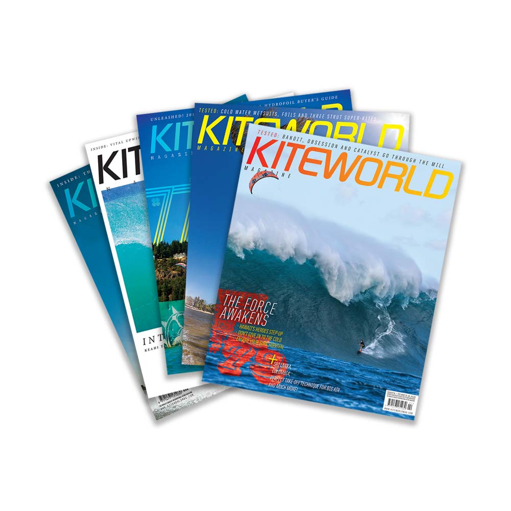 Kiteworld Magazine
