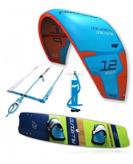 Kitesurf All-Round Package