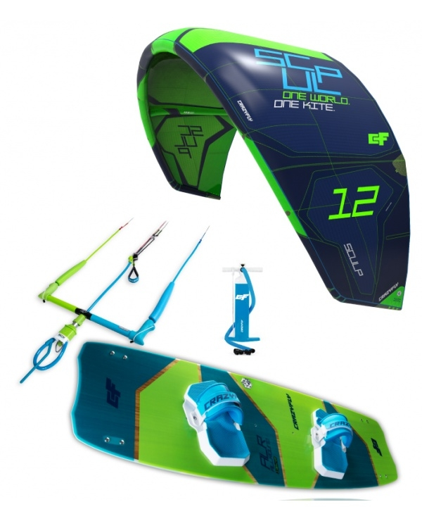 Kitesurf All-Round Package