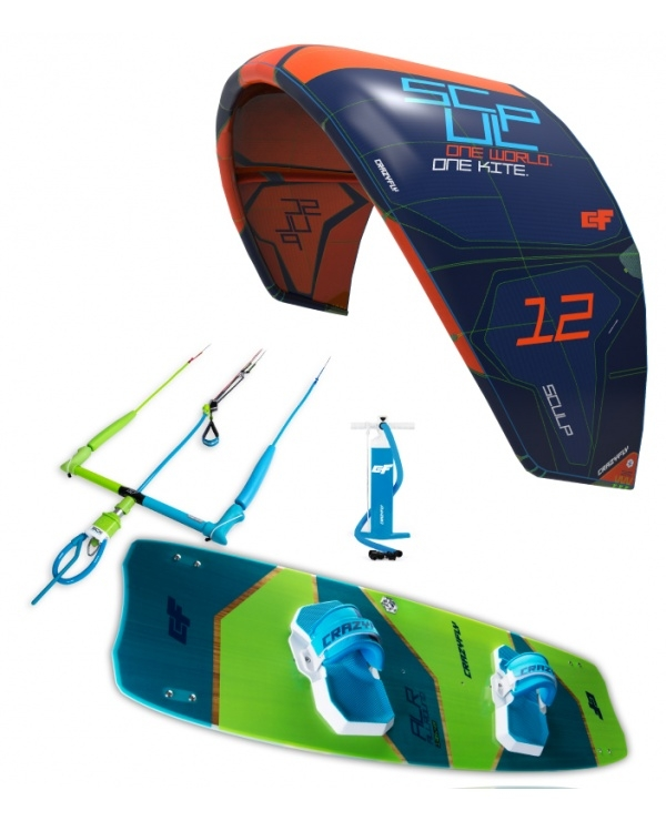 Kitesurf Packages at great value prices