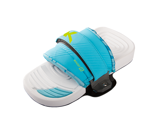 airush boost pads straps