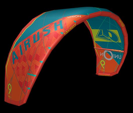 airush union acid teal