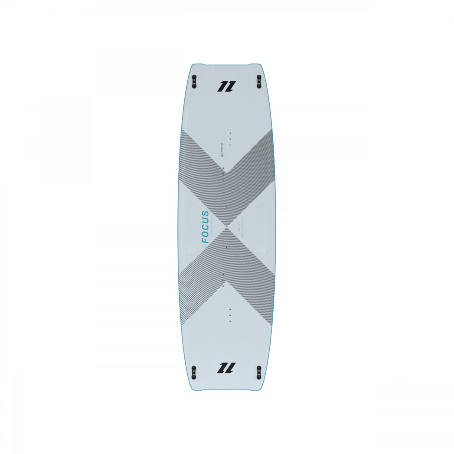 North Focus Carbon Series Twin Tip Kiteboard