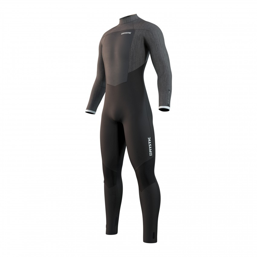2021 Mystic Majestic Back Zip Winter Wetsuit 5/3mm