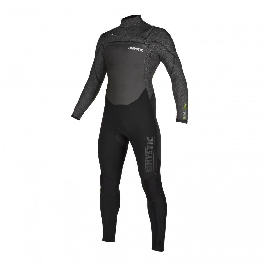 2020 Mystic VOLTT Quick Dry Winter wetsuit 5/4/3mm Black