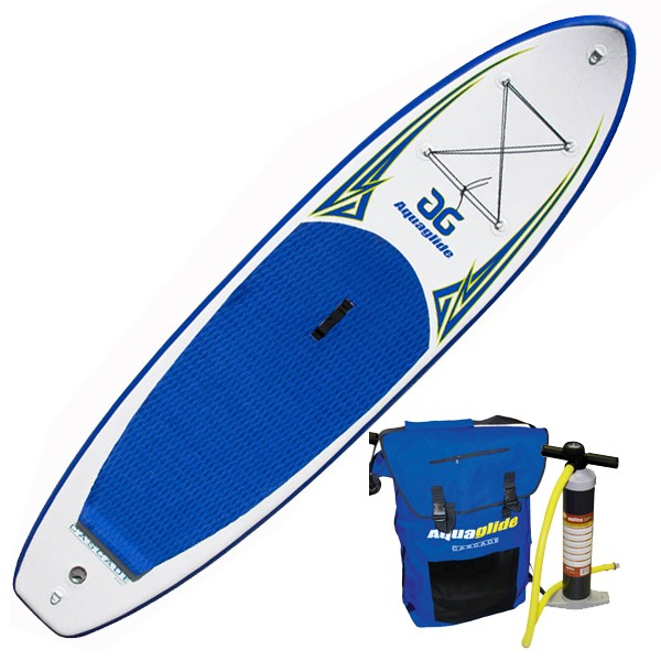 aquaglide 10 ft inflatable sup