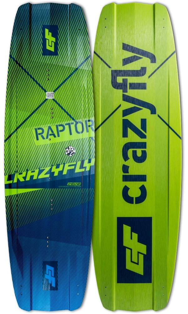 CrazyFly Raptor Kiteboard 2020