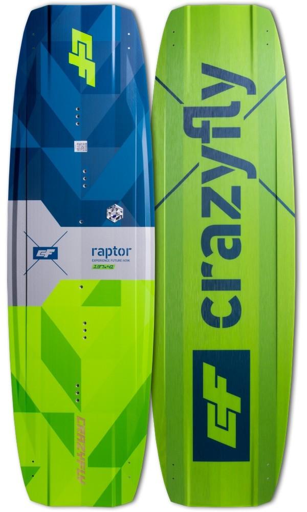 CrazyFly Raptor Kiteboard 2021
