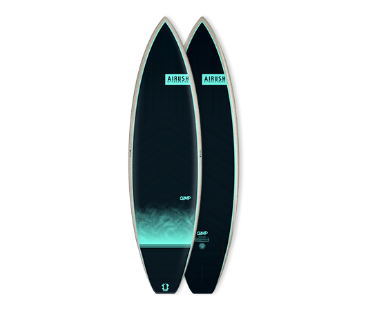 Airush Comp V3 Kite Surfboard Board Only