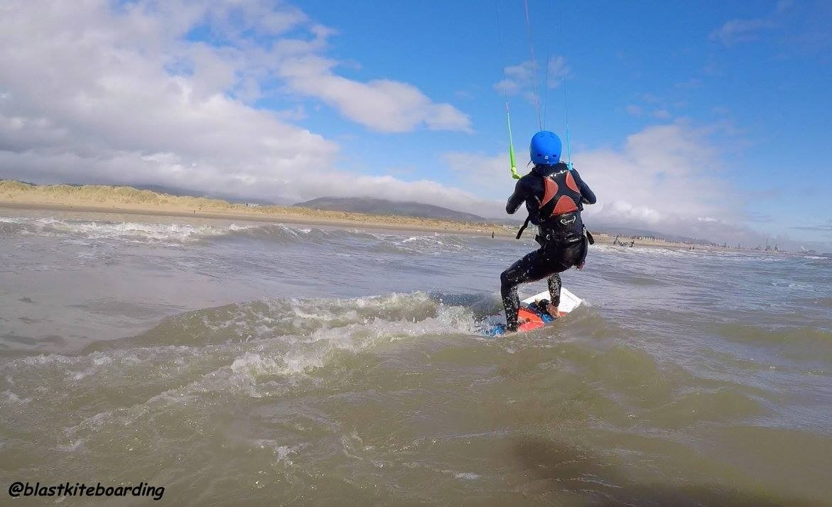 5 day kitesurfing lesson