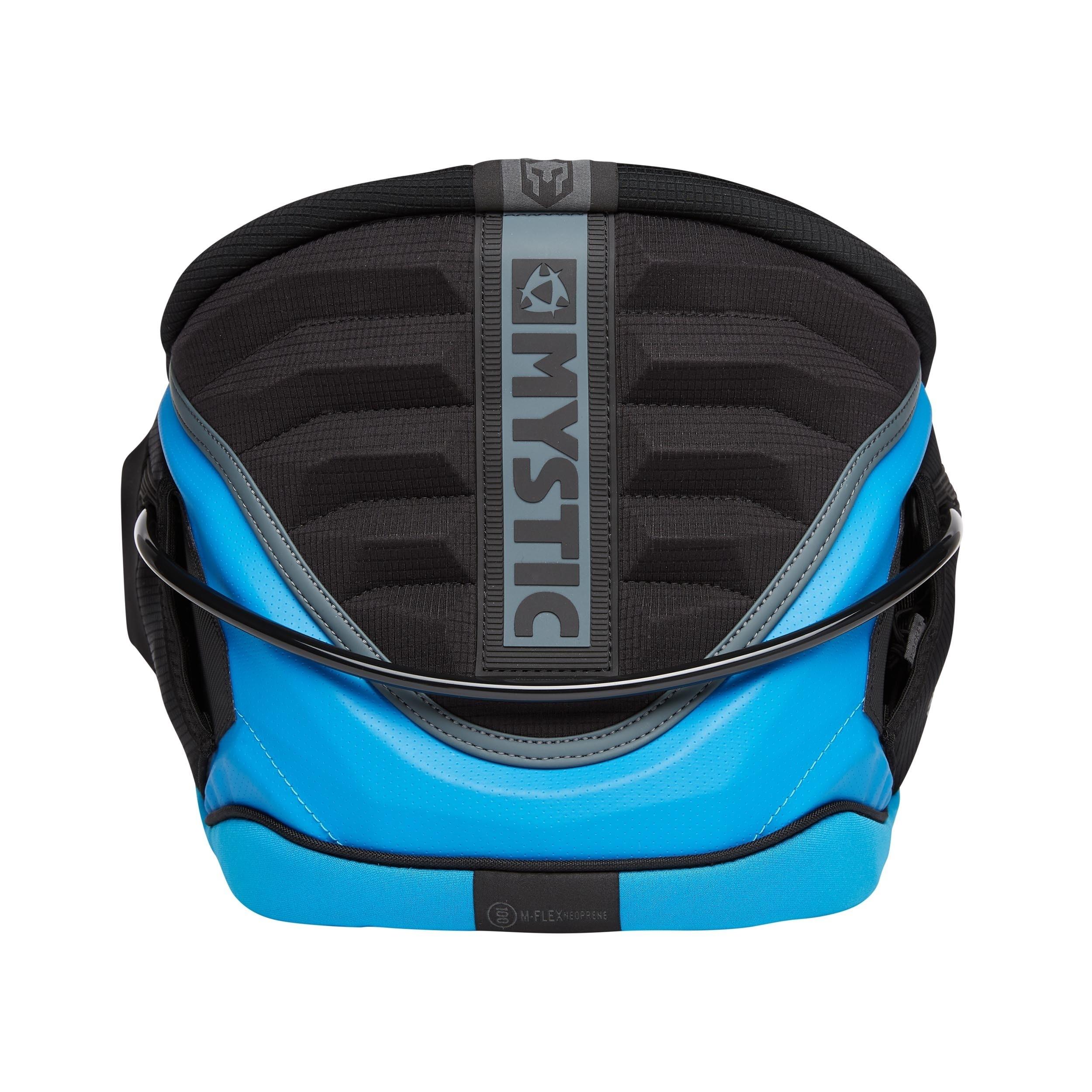 Mystic Warrior V1 Kitesurf Waist Harness Blue