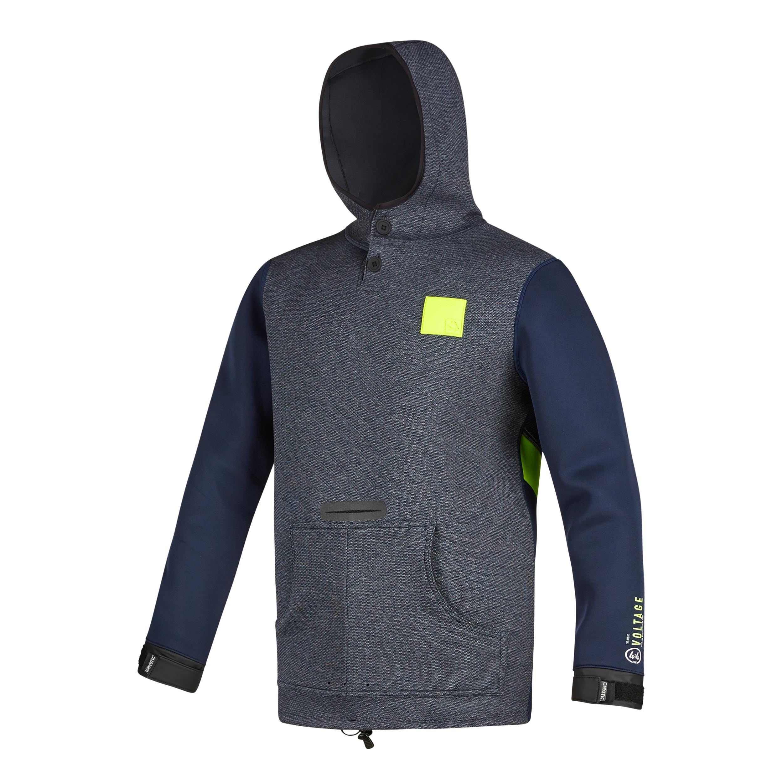 Mystic Voltage Neoprene Hooded Top