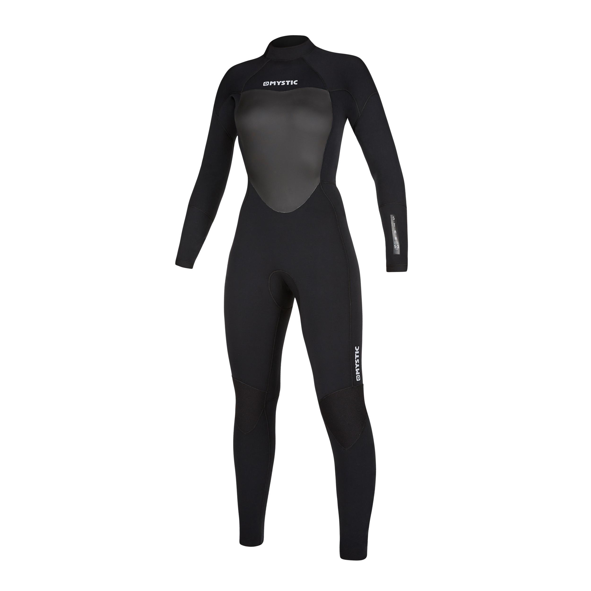 Mystic Star Back Zip winter ladies wetsuit