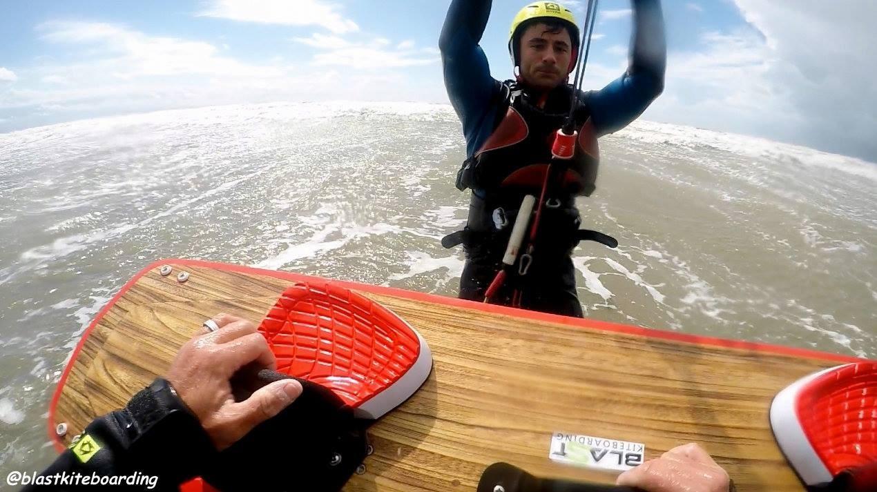 deposit or kitesurfing lessons