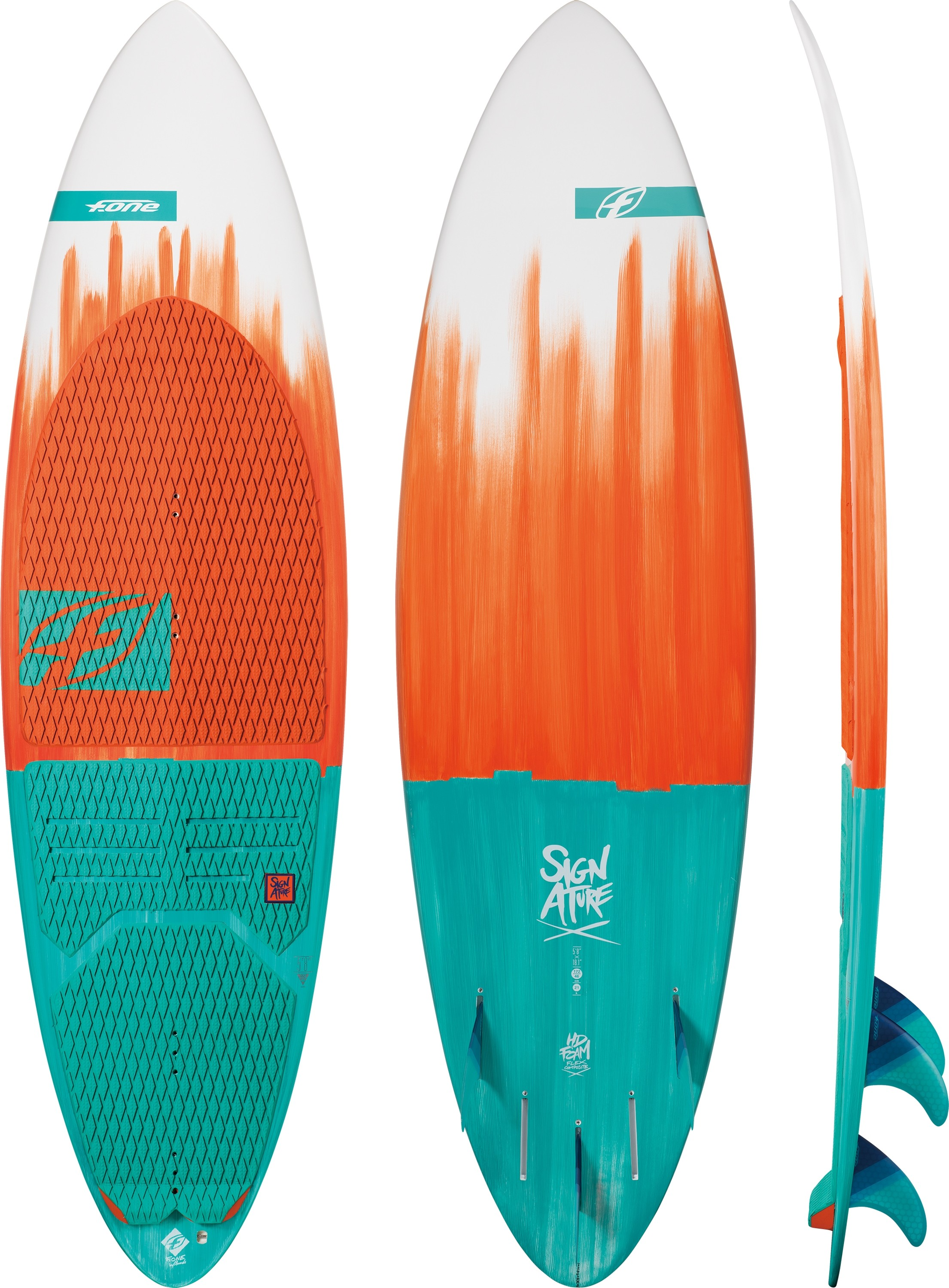 F-One Signature Kite Surfboard
