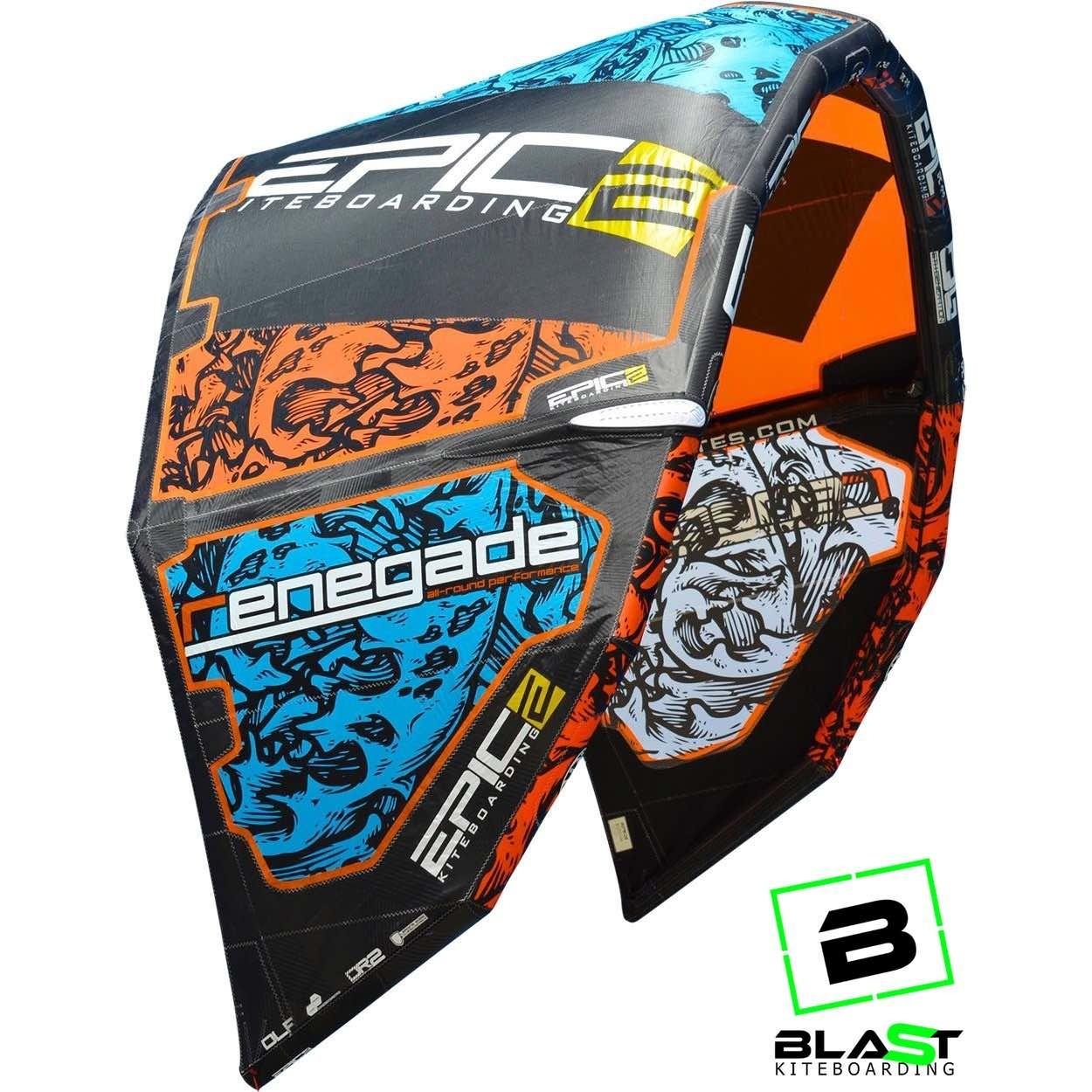 Epic Renegade 5G 7m Kite