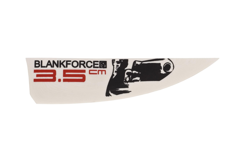 Blankforce 3.5mm Fins