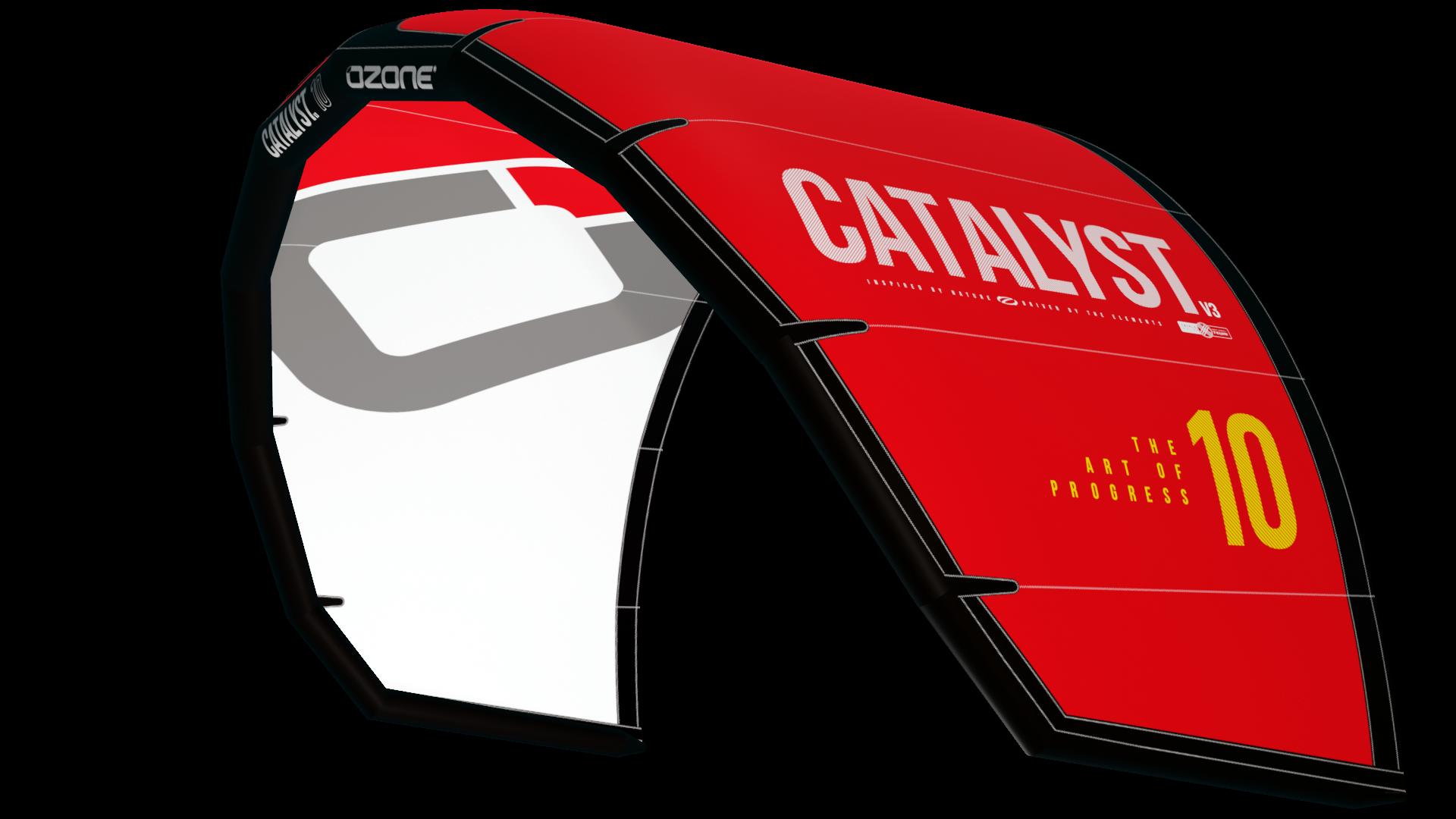Ozone Catalyst V3 8m Kite