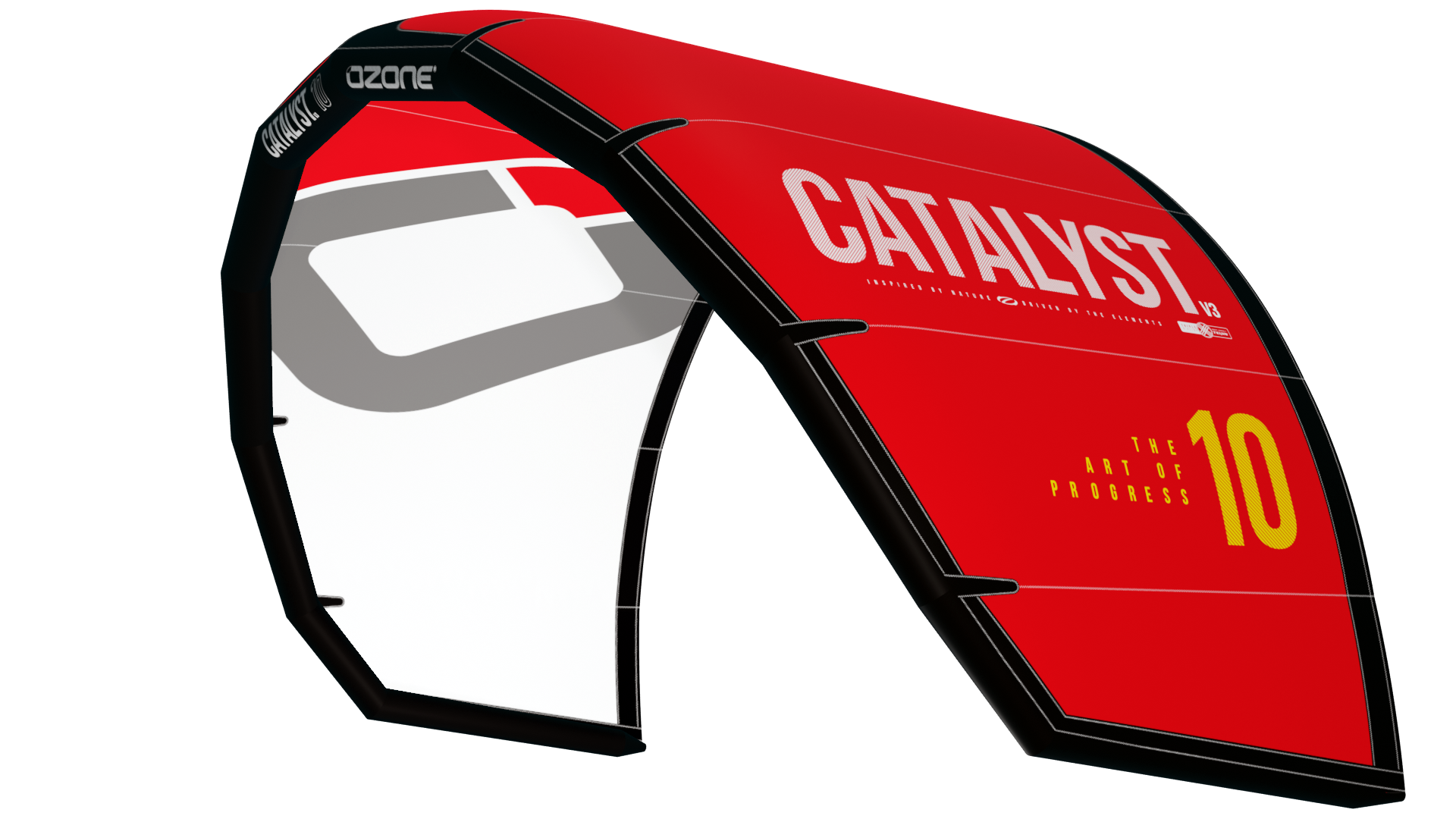 Ozone Catalyst V2 5m Kite
