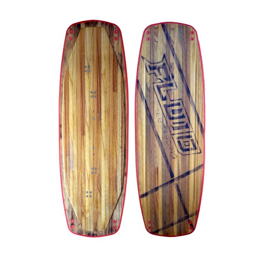 Fluid Wood Series X