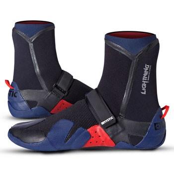 Mystic Lightning Split Toe Boots