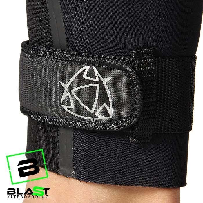 mystic velcro ankle straps wetsuit