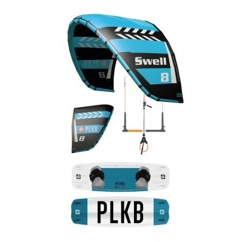 Peter Lynn 11m Swell V4 & Patrol Kiteboard 2019