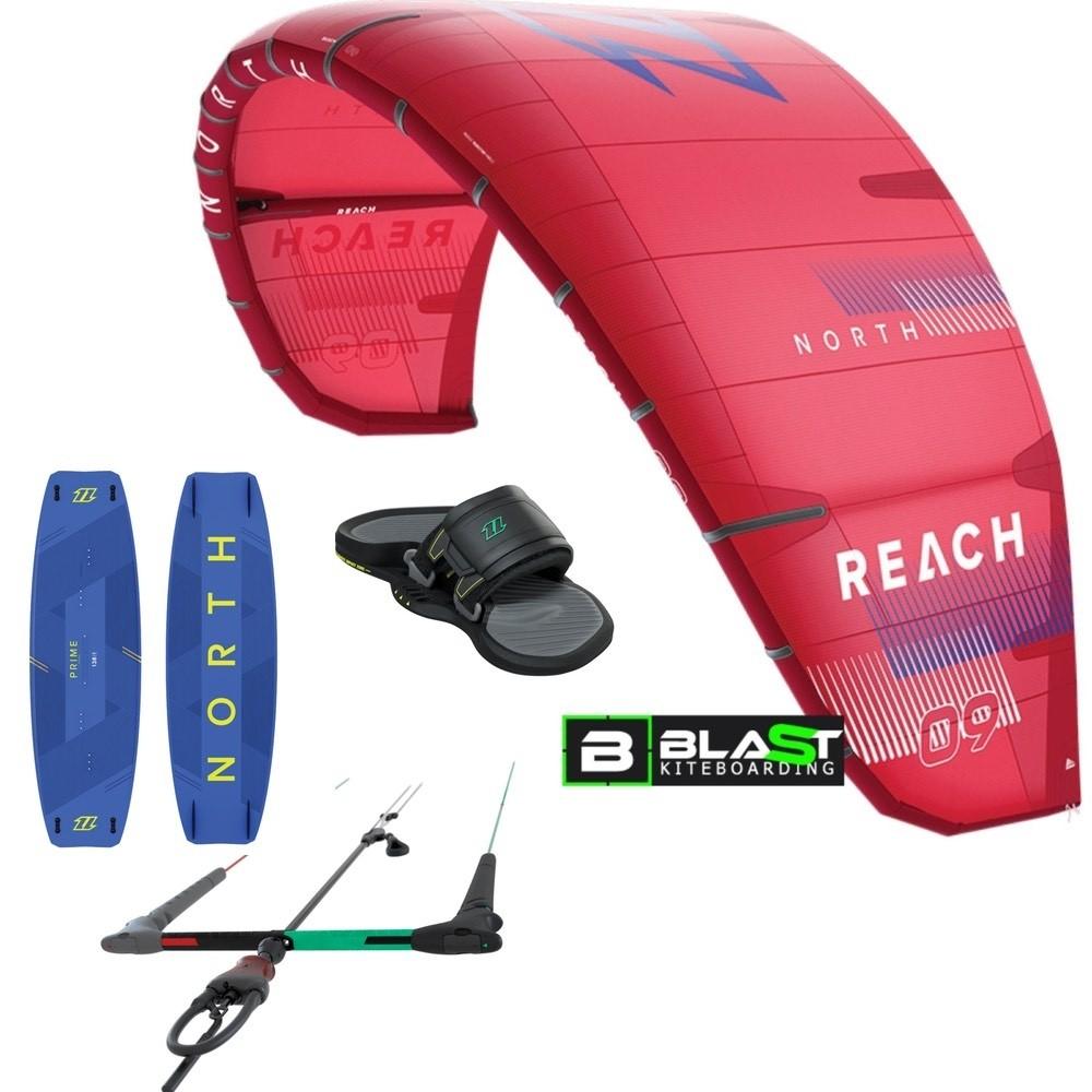North Reach / North Prime Kitesurf Package