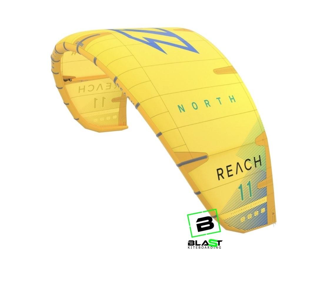North Reach Kite - Performance Freeride