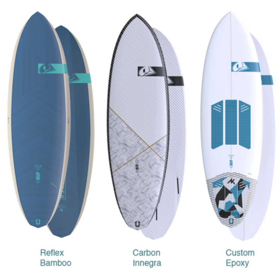 Airush Amp V2 Kite Surfboard 2019