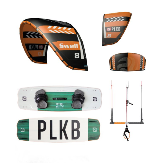 Peter Lynn 13m Swell V4 & Patrol Kiteboard 2019