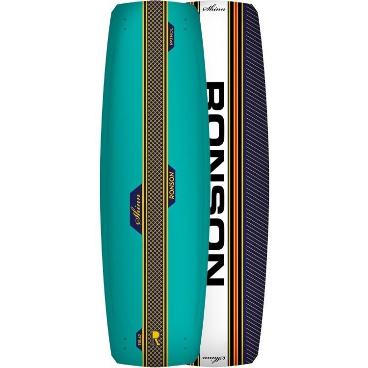 shinn ronson twin tip kiteboard