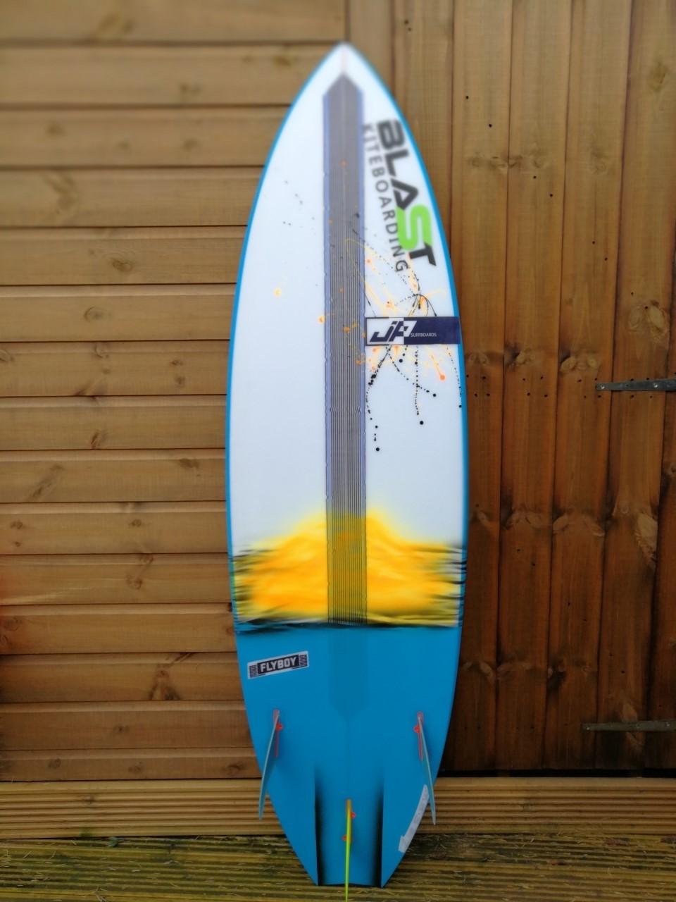 Custom JP Surfboards / Blast Board