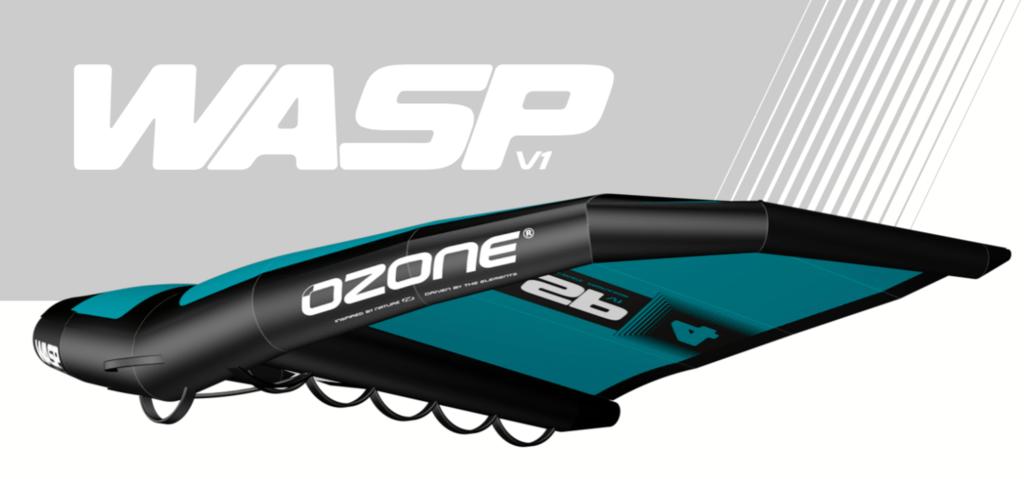 Ozone Wasp V1 Wind Wing