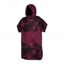 Mystic Changing Poncho - Allover Oxbow Red (Default)