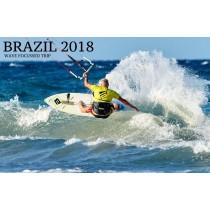 brazil kite surf holiday