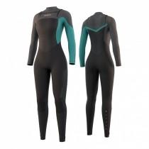 2021 Diva 5/3mm Ladies Full Wetsuit Front Zip