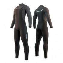 2021 Mystic Majestic Front Zip Winter Wetsuit 5/3mm BLK
