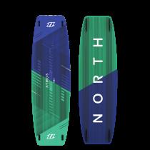 North Atmos Hybrid Twin Tip Kiteboard