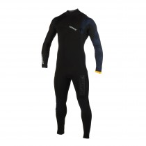 2020 Mystic Majestic Front Zip Summer Wetsuit 4/3mm Zip Free FREE PONCHO