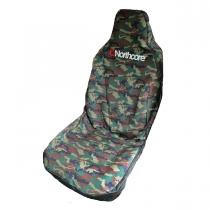 Northcore Camo Single Seat Cover