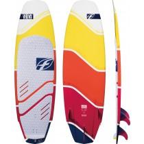 F-)ne Slice Noseless Surfboard