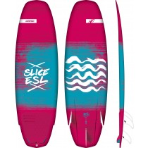 F-One slice essential surfboard