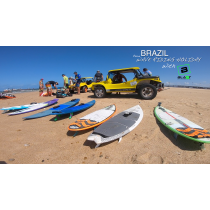 brazil kitesurfing holiday