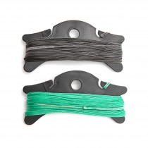 NORTH - STD. SPARE LINE SET 22M - GREEN/GREY - 12+10M - 2020