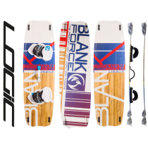 Blankforce Logic Twin Tip Kiteboard